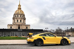 GT2 RS today in Paris