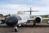 WS832 Meteor , Carlisle Airport