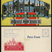Greetings from Frankfort, Kentucky, and Metropolitan Post Card Collectors Club - Postcard