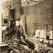 Scene of recent fire co-operative stores, Pitt Street, 1916