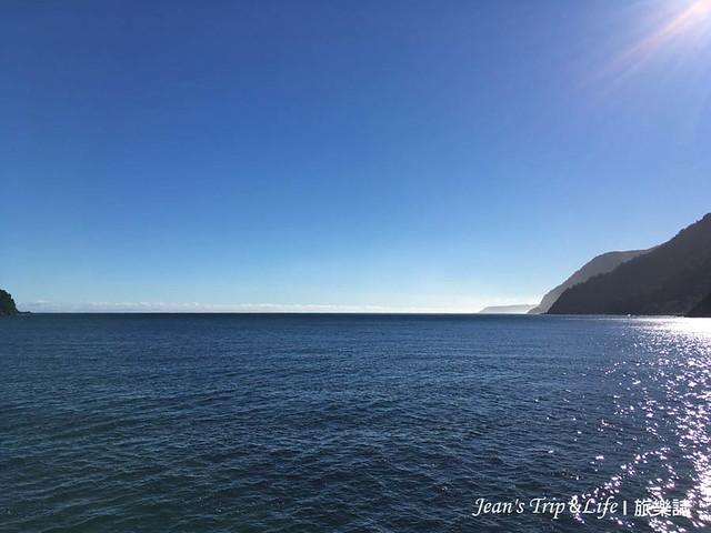塔斯曼海 (Tasman Sea) 出海口