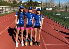 Foto equipo team claveria 2020 chicas 3