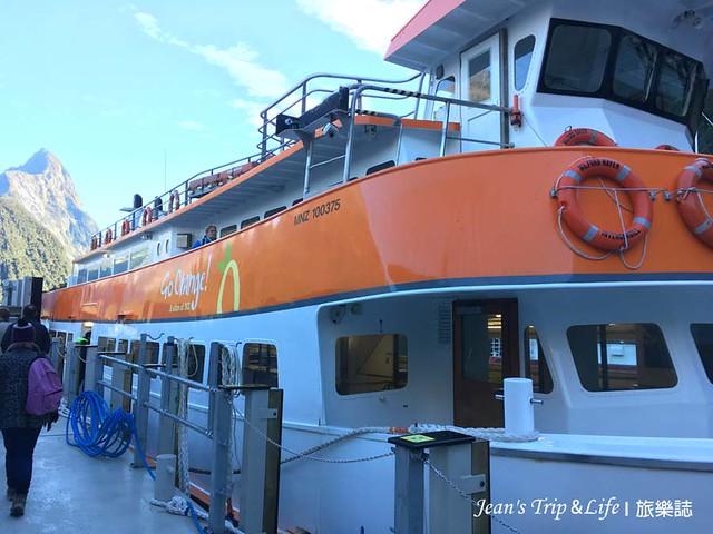 Go Orange 船公司是米佛峽灣最優惠的