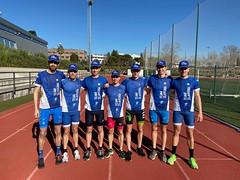Foto equipo team claveria 2020 chicos 1