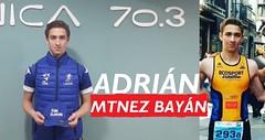Adrián Mtnez Bayán temporada 2020 Team Clavería