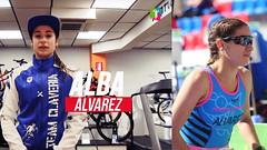 Alba Álvarez Team Clavería 2020 cab
