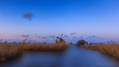 Dreamy Kinderdijk @ The Netherlands