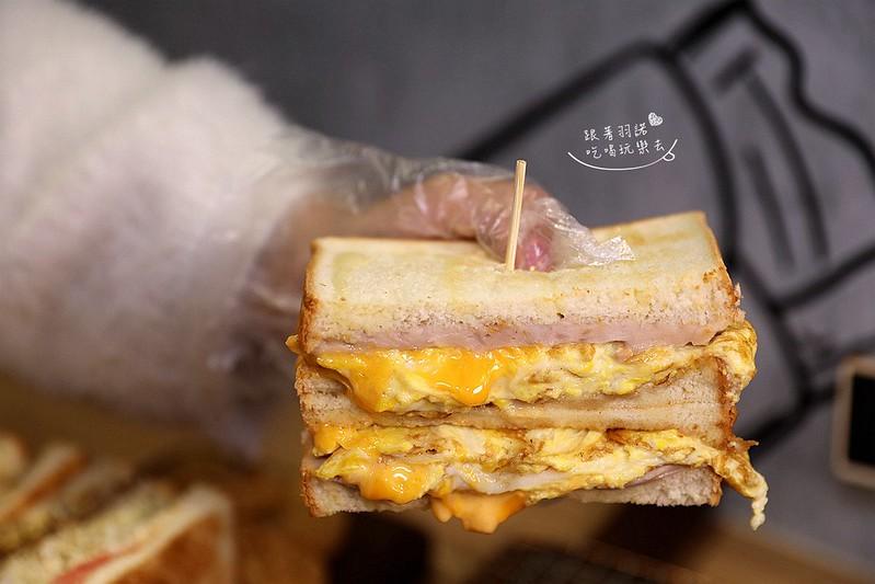 多士號台北信義店炭烤吐司 芋泥吐司 肉蛋吐司早午餐075