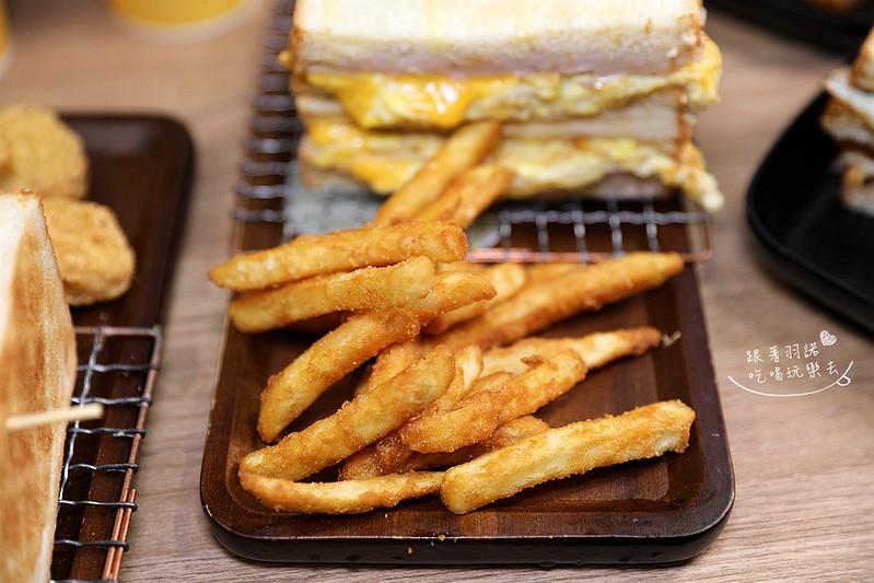 多士號台北信義店炭烤吐司 芋泥吐司 肉蛋吐司早午餐045