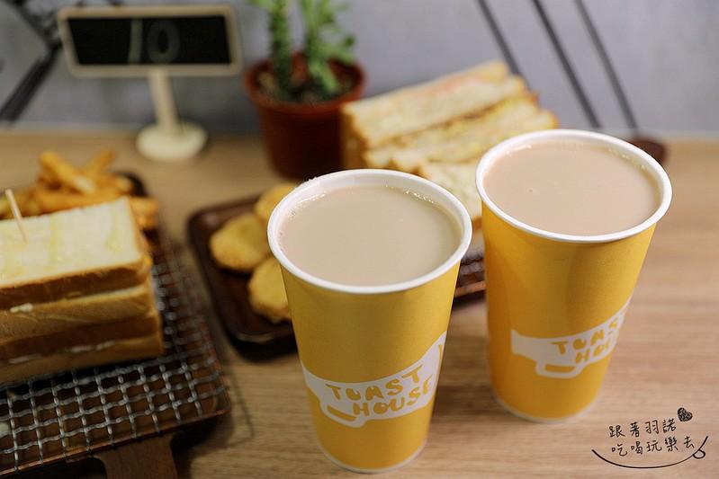 多士號台北信義店炭烤吐司 芋泥吐司 肉蛋吐司早午餐027