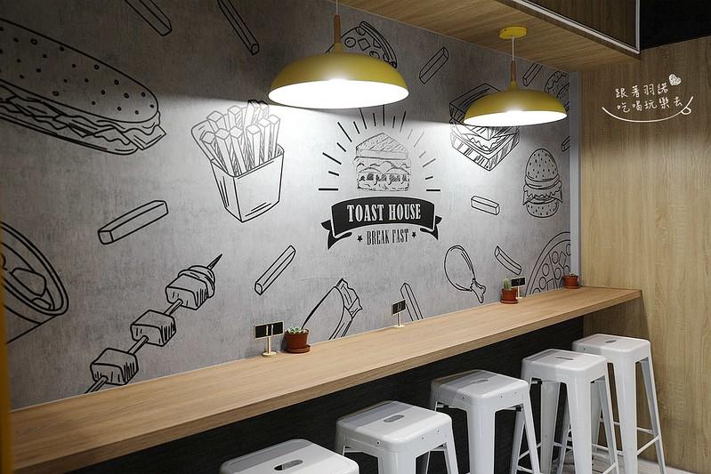 多士號台北信義店炭烤吐司 芋泥吐司 肉蛋吐司早午餐012