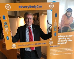 Backing #EveryBodyCan campaign