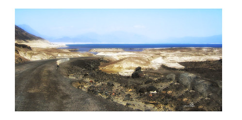 Djibouti, autour du Lac Assal
