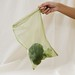 Person holding green broccoli in a clear bag - Credit to https://homegets.com/