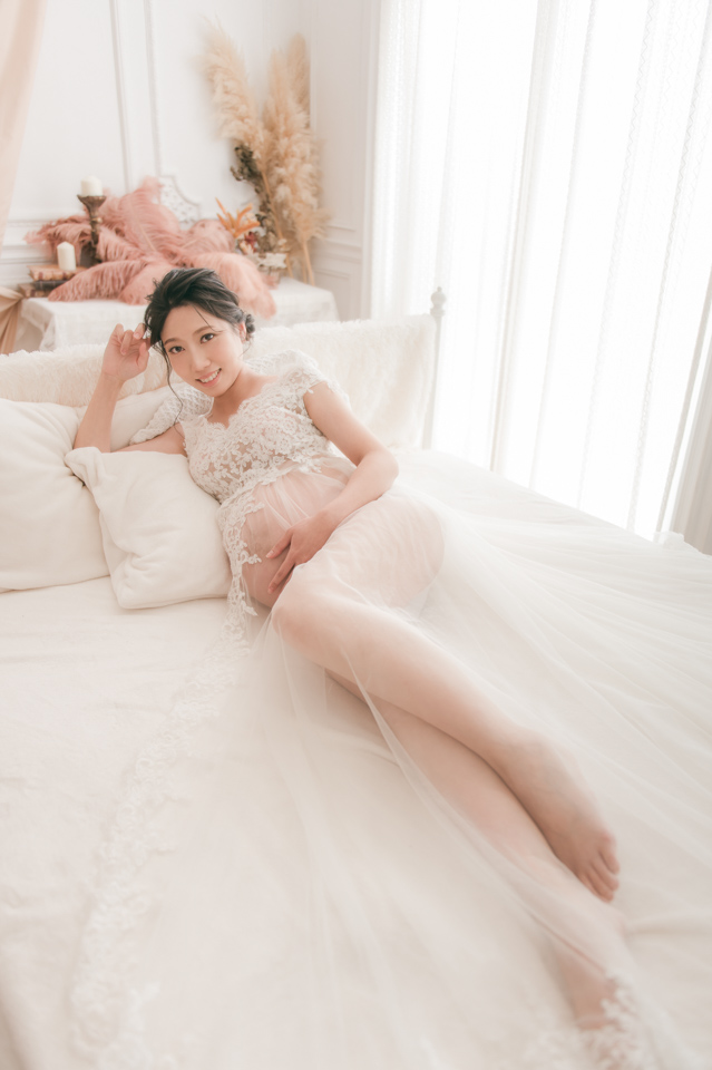 台南孕婦寫真 LZ 用自信點綴最美麗的身影 013