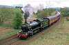 61994 'The Great Marquess' near Lochgelly.  Apr'12