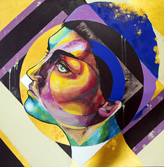 Marie-Andrée Jacob-L'Italien - Peinture