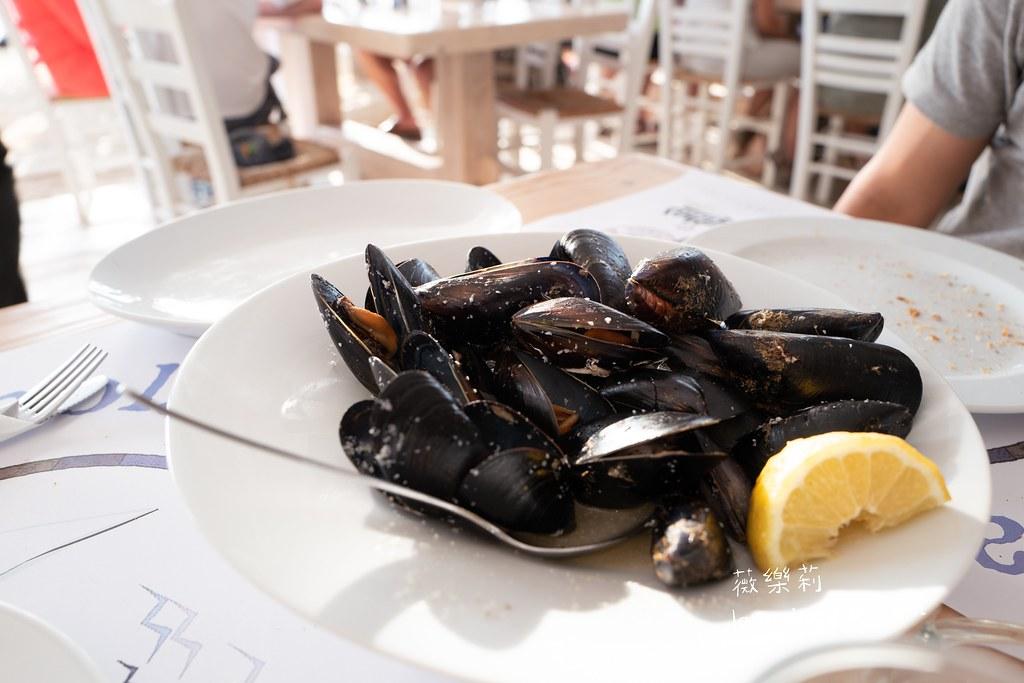 【米克諾斯 Mykonos】Nikolas Tavern 沙灘晚餐 米克諾斯在地好評餐廳 @薇樂莉 Love Viaggio | 旅行.生活.攝影