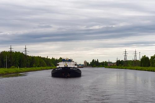 Moscow Canal 7 ©  Alexxx Malev