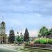 Santa Cruz  California - Town Clock  - 1899 - HIstoric