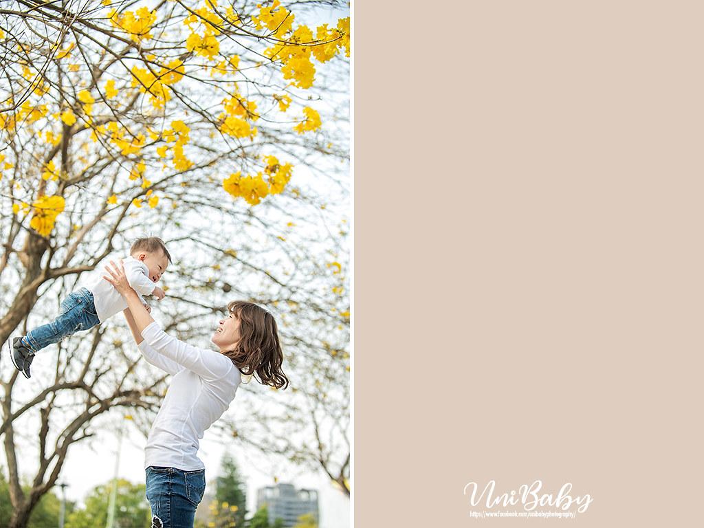 UniBaby 小姿媽咪親子寫真-2