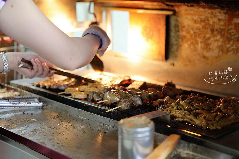 阿雲燒烤古早味醬烤雞腿12