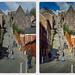 Mes amis C. & C. étaient récemment en excursion à Liège sur les traces de Georges Simenon.  Avant/Aprés.