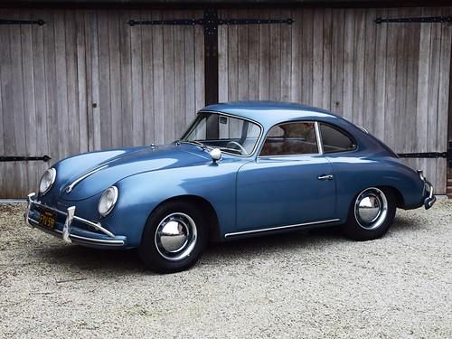 Porsche 356A T1 (1957)
