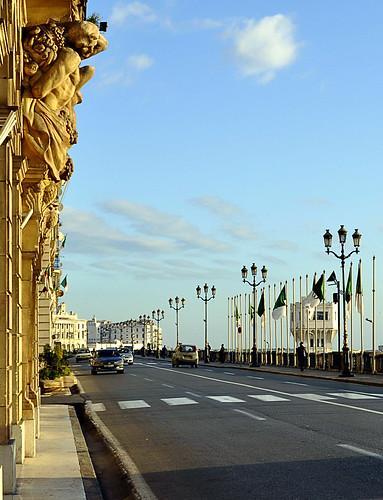 PROFIL BANQUE ALGERIE