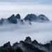 Dragon's Spines - Mt. Huangshan