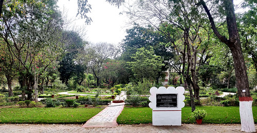 Agricultural Park - at IARD, Coimbatore