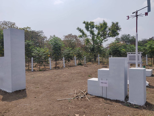 Agro Meteorological Observatory - IARD, Coimbatore