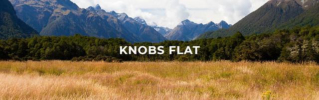 諾布斯平原 (Knobs Flat )