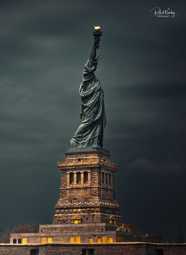 Standing Tall - Statue of Liberty