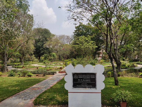 Agricultural Park - IARD, Coimbatore