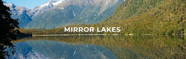 鏡湖 Mirror Lakes