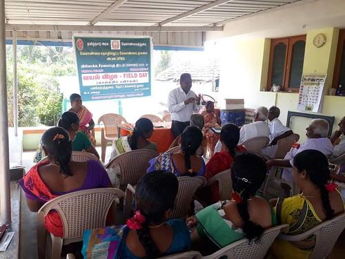 Horticultural Farmers Training Camp- IARD, Coimbatore