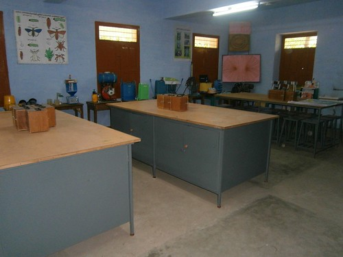 Agricultural Entomology Laboratory - IARD, Coimbatore