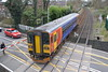 Transport for Wales Super Sprinter 153321