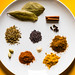 Indian spices (garam masala components)