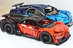 Bugatti vs Bugatti - Loxlego vs Lego