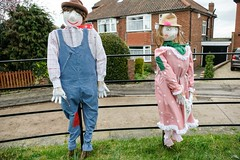 Holgate scarecrow festival - 1