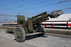105mm US Field Howitzer M101 A1