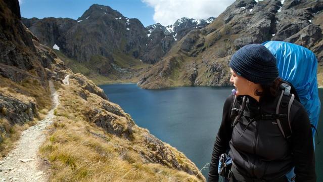 紐西蘭魯特本步道Routeburn Track