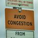 Avoid Congestion