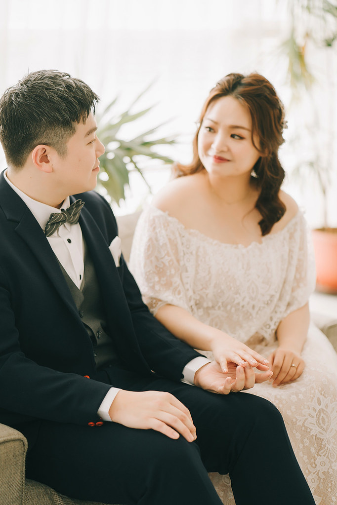 [美式婚紗]宏煒 & 筱瑩 / 東海大學