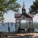 Volodymyr Hill and the Dnieper River