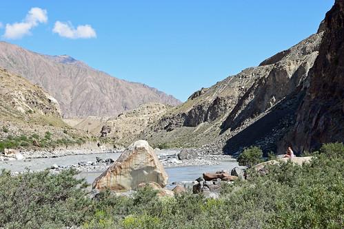 Sources d'eau chaude de Kara-Tash