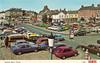 Market Place, Thirsk old postcard c.1980