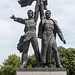 Kiev - under the Friendship Arch